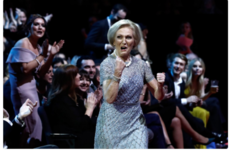 Mary Berry celebrated winning a TV award in the *best* way... It's the Dredge