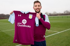 From Barnsley to Birmingham: Villa complete deal for Irish star Hourihane