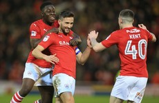 Barnsley's farewell video to Conor Hourihane explains exactly why he was in demand
