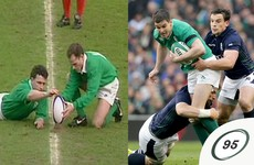 How different is professional rugby to the good old days of amateurism?