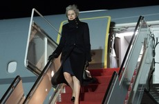 Theresa May will meet Trump today to strengthen relationship that 'defined the modern world'