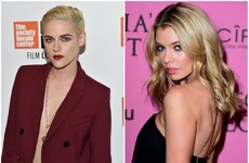 Kristen Stewart and Irish model Stella Maxwell were spotted snogging in Milan... It's the Dredge
