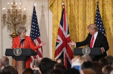 Trump to Theresa: 'A free and independent Britain is a blessing to the world'