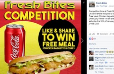 This Carlow deli is running the most Irish 'like and share' competition ever