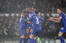 Darren Bent conjures one of the worst own goals in recent memory as Foxes nab late Cup draw