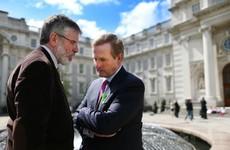 Poll: Should Fine Gael consider going into power with Sinn Féin?
