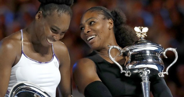 'Your win has always been my win': Serena and Venus share lovely words after historic final