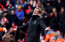 Klopp takes the blame for Liverpool's surprise FA Cup exit