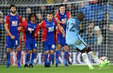Stunning Toure free-kick helps Man City cruise past Palace and all the FA Cup results