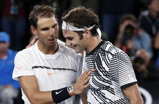 A slight hint at retirement and utmost praise for Nadal: Federer's classy acceptance speech