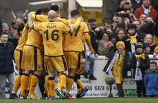 Non-league Sutton earn historic FA Cup win over dire Leeds