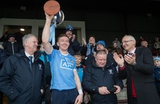 Basquel and O'Gara goals help Dublin's rookie side claim impressive O'Byrne Cup final win over Louth