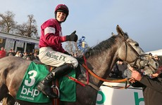 Petit Mouchoir claims Champion Hurdle while only one horse finishes Irish Arkle