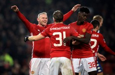 Schweinsteiger scores on return as Man United coast into FA Cup fifth round