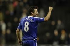 'No foundation' to Lampard rumours, says Ferguson