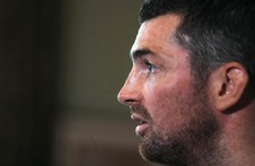 Kearney well used to pressure for 15 jersey