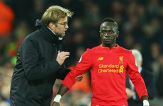 'I'll have to look into his eyes' - Klopp considers rushing Mane back for Chelsea clash