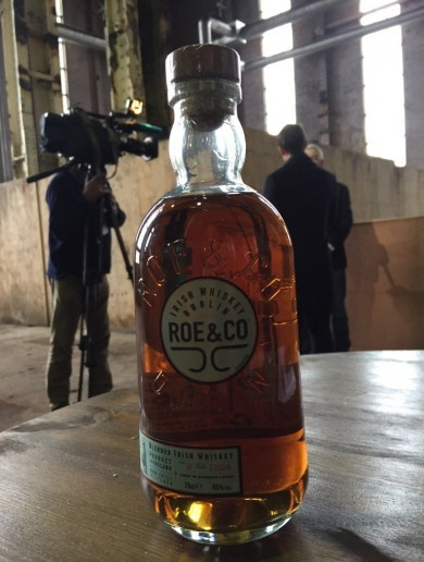 Diageo just announced a whiskey version of the Storehouse, and a brand new whiskey to go with it