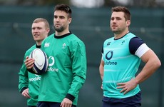 A year on from his Ireland debut, CJ Stander thriving by playing on instinct