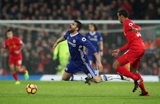 As it happened: Liverpool v Chelsea, Premier League