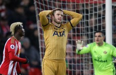 Tottenham go second despite title race slip-up