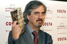 Irish author Sebastian Barry scoops major Book of the Year prize