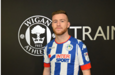 Ireland U21 international Jack Byrne leaves Man City to join Wigan