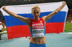 Women's relay team the latest Russian athletes to be stripped of Olympic medals