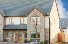 Spacious solar-panelled homes 45 minutes from Dublin city centre