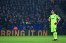 Claudio Bravo dropped by Pep Guardiola as boss runs out of patience with maligned goalkeeper