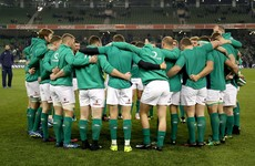 Munster's Scannell set for first Ireland cap off bench against Scotland