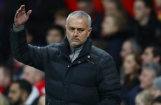 Mourinho in fresh dig at Klopp over fourth official behaviour