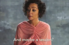 Ruth Negga said she'd love to take Beyoncé out on the sesh... it's the Dredge