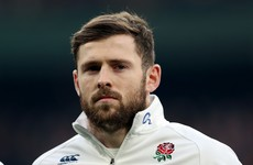 Daly starts as injury-hit England make changes for France