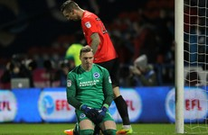 No sign of Richie Towell as Brighton fail to go four clear of Newcastle in Championship