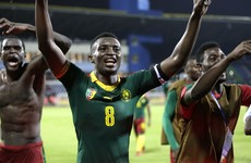 Cameroon edge Avram Grant's Ghana to book a place in 2017 Africa Cup of Nations decider