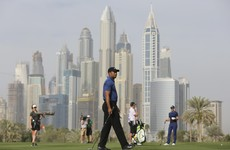 Time to retire? Another setback for Woods as back spasms force him out of Dubai Desert Classic