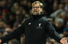Klopp: I can't guarantee I won't boil over again