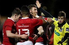 Bleyendaal the difference as Munster grind out another win