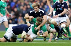 As it happened: Scotland v Ireland, Six Nations