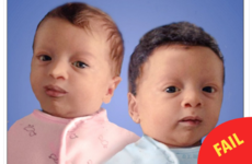 The Daily Mail did a mock-up of Beyoncé's unborn twins and everyone is...disturbed