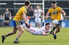 Tyrone triumph in Division 1 return against Rossies while Derry rescue draw with Clare