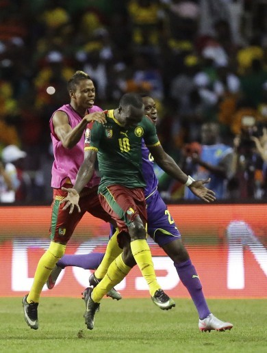 Aboubakar screamer delivers Cup of Nations for Cameroon