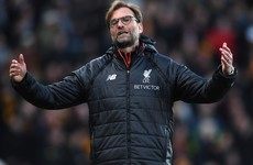 Klopp takes responsibility for Liverpool slump