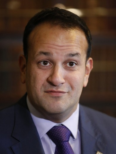 Leo Varadkar is the first minister to say Trump shouldn't be invited to Ireland