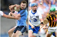 Hurling throw-in, Croke Park double-header and last four in All-Ireland club football race