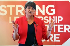 Arlene Foster on Sinn Féin: 'If you feed a crocodile it will keep coming back for more'