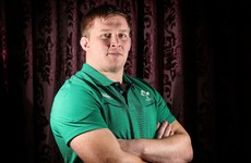 Wait and weight concerns over for John Ryan as he thrives in Ireland camp