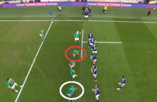 Analysis: Scottish trick play lowlights a bad day for Ireland's lineout and maul