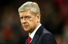 Neville leaps to Wenger's defence and hits out at 'embarrassing' Arsenal fans